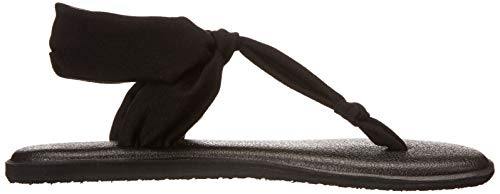donna Ella Felpa Flip Flop da Nero Yoga Sanuk PpEzqwv