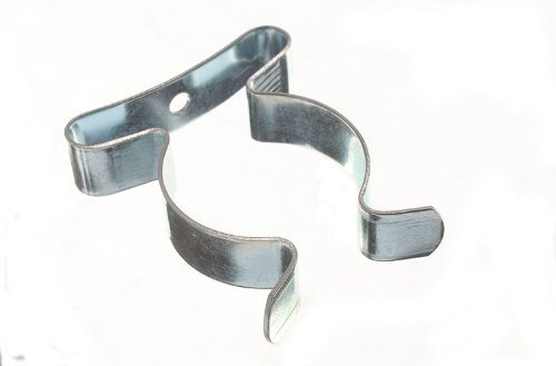TOOL CLIP TERRY SPRING GRIP 50MM 2 INCH ZINC PLATED SPRUNG STEEL PACK OF 4 onestopdiy.com