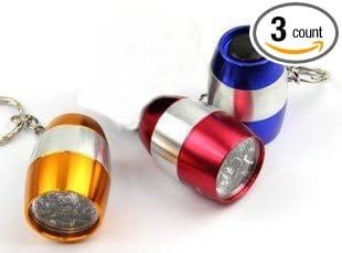 Amazon.com: kubert® Super brillante Mini Linterna de ...