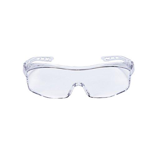 (Peltor 47030-PEL-6 Sport Over The Glass Safety Eyewear (1 Pack), Clear)