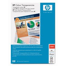 (HP C2936A Color LaserJet transparency film - A4 size (21.0cm x 29.7cm) - 5)