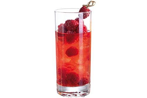 Durobor 384/26 Bowling Lemonade tumbler 260ml, 6 Glasses, without filling mark