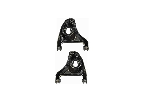 Front Lower Control Arm w/ Ball Joint Pair Set for Buick Roadmaster Cadillac Fleetwood Chevy Caprice Oldsmobile Custom Cruiser Delta 88