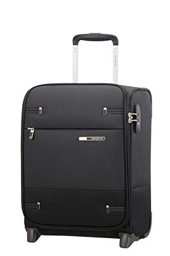 Samsonite Base Boost – Upright XS Underseater Hand Luggage, 45 cm, 26 Litre, Black