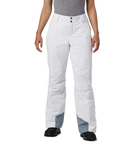 - Columbia Sportswear Women's Bugaboo Oh Pant, White, LxR