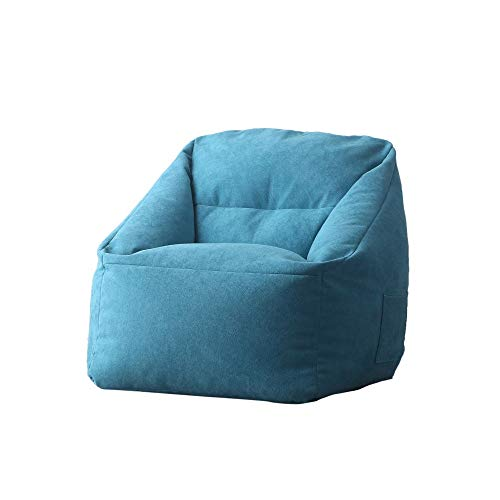 Amazon.com: XF Lazy Sofa Simple Bean Bag Removable and ...