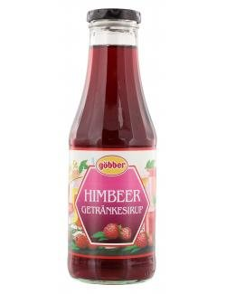 G?bber Himbeer Sirup 500ml (Raspberry Syrup 17.6fl.oz)