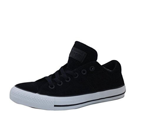 Converse Women Chuck Taylor All Star Madison Ox Black 8 B(M) US