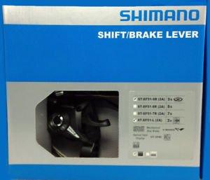 Rueda365 Palanca de Freno/Cambio Shimano Altus 8 Velocidades