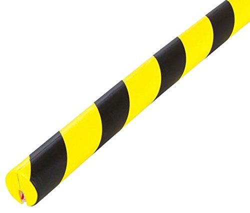 BOING SAFETY PADDING- ROUND + HOLE + SLOT STRIPED (2 PACK) by BOINGSAFETY.COM