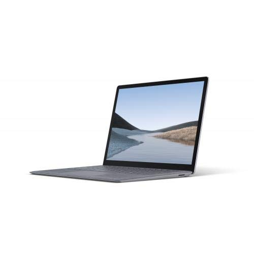 """Microsoft Surface Laptop 3 - 13.5"""" Touch-Screen - Intel Core i5 - 8GB Memory - 128GB Solid State Drive (Latest Model) - Platinum with Alcantara"""