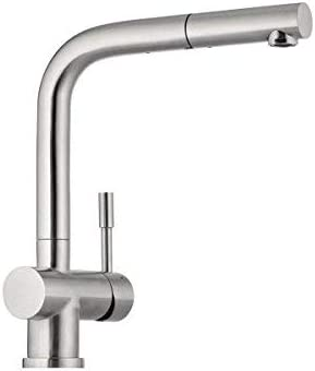 Küchenarmatur mit Brause ausziehbar Schlauchbrause Wasserhahn Küche Hochdruck