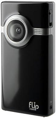 Flip Mino Video Camera - Black, 2 GB,1 Hour (1st Generation)