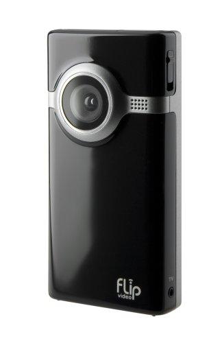 Amazon.com : Flip Mino Video Camera - Black, 2 GB, 1 Hour (1st ...