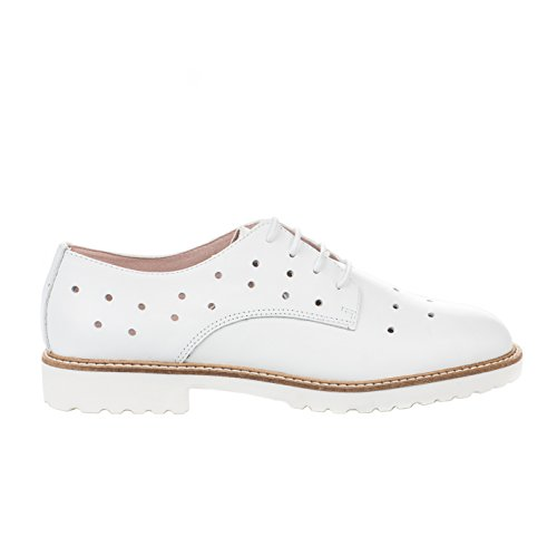 Chaussures Femme à Miglio Lacets Blanc Blanc x0S4HqHw