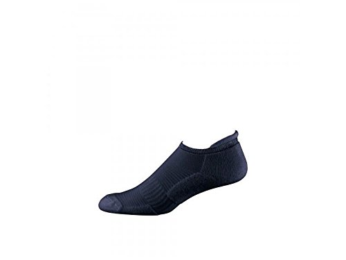 Wilson Women's Comfort Fit Ped Socks - Black