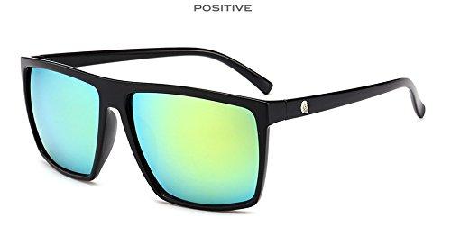 ZHANGYUSEN homme de lunettes de Lunettes Lunettes soleil C4 photochromiques surdimensionné Homme hommes soleil miroir rg8Eqxrw