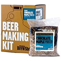 Brooklyn Brewshop - 1 Gallon Beer Making Starter Kit - Chocolate Maple Porter