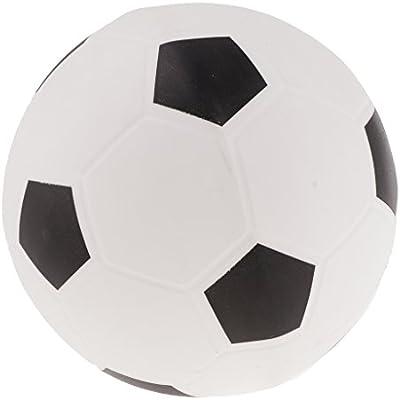 MagiDeal Juguete Educativo Infantil Balón de Fútbol Inflable Juego ...