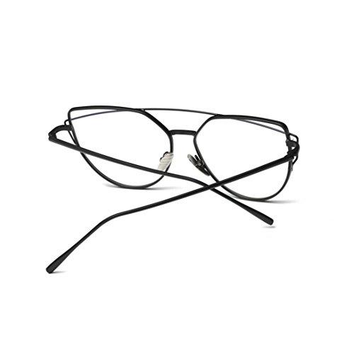 Negro Cuadradas Sol Mujer de Gafas Mujeres Gafas Xinantime Moda 2017 zZqxTB1