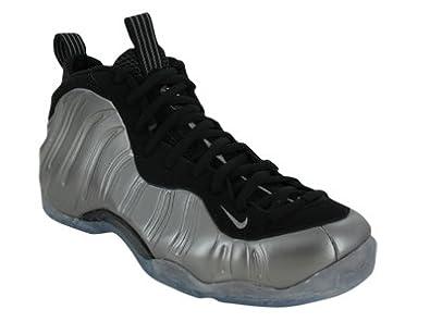 size 40 47086 ccab1 Nike Air Foamposite One Men s Shoes Metallic Pewter Black 314996-004 (8 D