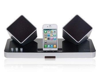 IPEGA 2.4G Wireless Home Theater Audio for iPhone/ iPad/ iPod, PS VITA, PC (Silver)