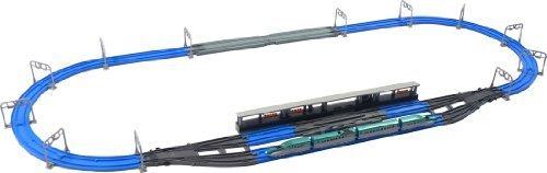 PLARAIL Advance - Series E5 Shinkansen [Join & Double Track Point Rail Set] (Model Train) by Takara Tomy