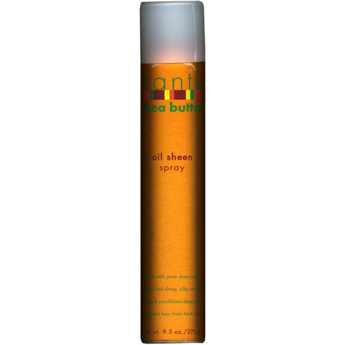 - Cantu Shea Butter Sheen Spray-9.5 oz.