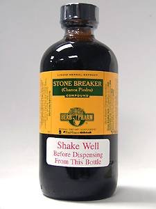 Herb Pharm - Stone Breaker Compound 8 oz