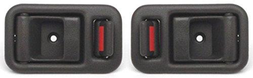 (DELPA CL3645 > Inside Interior Left & Right Door Handle Fits: Suzuki Swift/Geo Metro)
