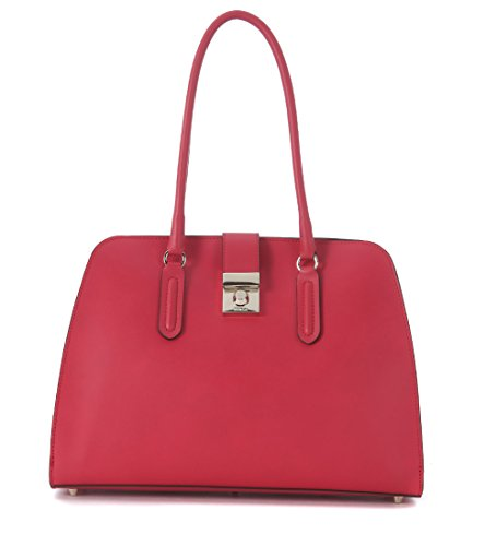Furla Women's Peggy Medium Tote Ruby Handbag (Furla Women Accessories)