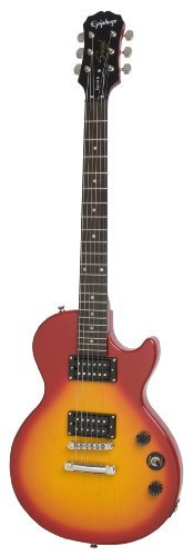 Guitar Gibson Paul Custom Les (Epiphone Les Paul SPECIAL-II Electric Guitar Heritage, Cherry Sunburst)