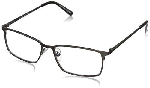 Foster Grant Eyezen Digital Glasses - Satin Gunmetal