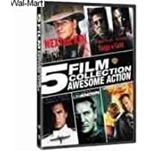 5 Film Collection Awesome Action: Next Of Kin/Tango & Cash/Under Siege/Unknown/The Last Boyscout