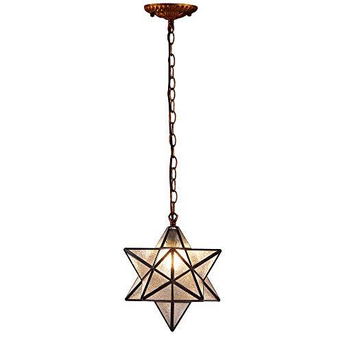 Star Pendant Light Fitting