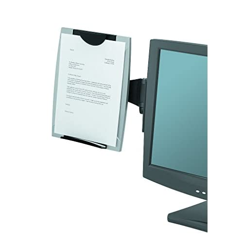 Fellowes Office Suites Monitor Mount Copyholder Porte-copie