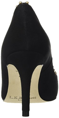 Escarpins BENNETT Noir Fifi LK black Femme Black Pa4OSWqw