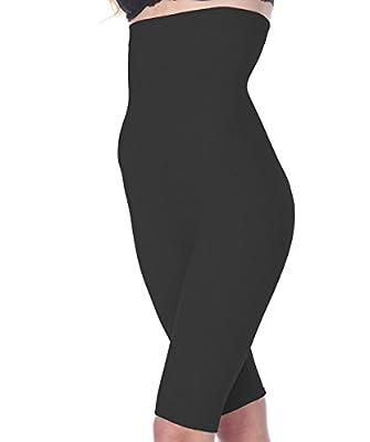 La Reve Tummy Control Shapewear for Women - High Waist Thigh Slimmer Body Shaper