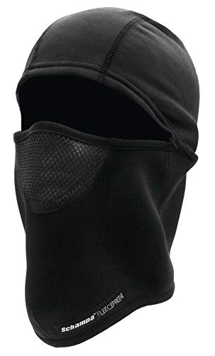 (Schampa Technical Wear Onefleeceprene Balaclava Blk Blclv100-F New)