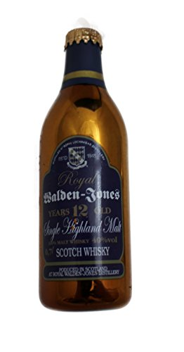 Walden Jones Royal Scotch Whiskey Christmas Tree Ornament