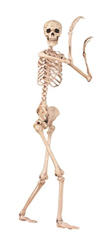 Review Crazy Bonez Pose-N-Stay Skeleton