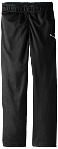 PUMA Big Boys' Pure Core Pant, PUMA Black, Large
