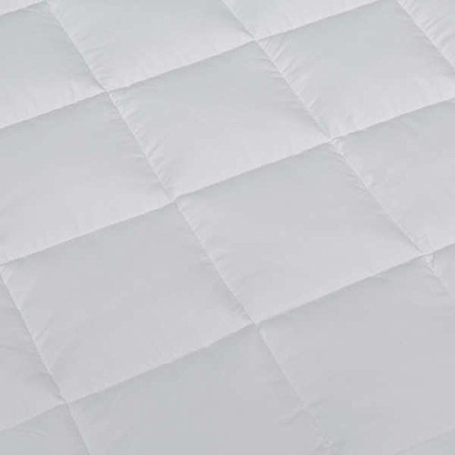 Grande Hotel Collection 4.5-inch Gel Memory Foam and Fiber Mattress Topper, Full Size by Grande Hotel Collection