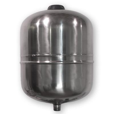 Zilmet ZS18 INOX Pro Stainless Steel Expansion Tank, 4.8 gal, NSF, 3/4'' NPT