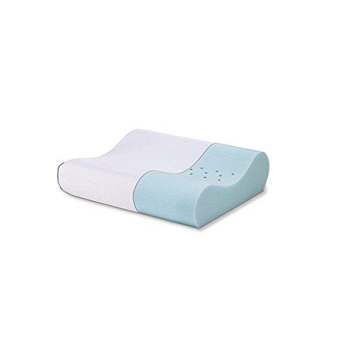 Sleep Innovations Nova Form Memory Foam Contour Pillow with Cool Gel HD Technology