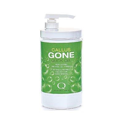 QTICA Callus Gone Quick Gel 32 oz