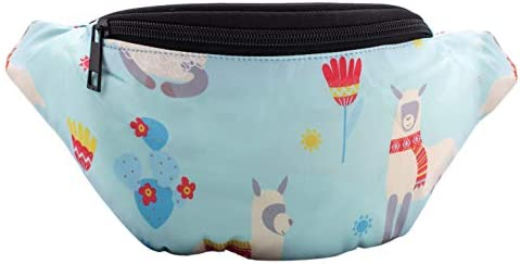 Koalas And Hearts Sport Waist Pack Fanny Pack Adjustable For Run