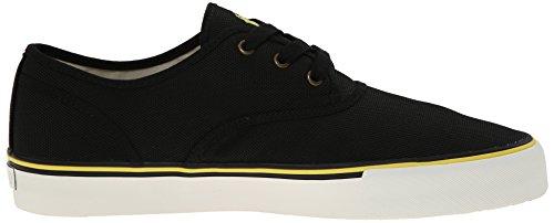 Polo Ralph Lauren Mænds Morray Nylon Mode Sneaker Sort zrrvXFp8H