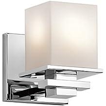 Kichler 45149CH Tully Wall Sconce 1-Light, Chrome
