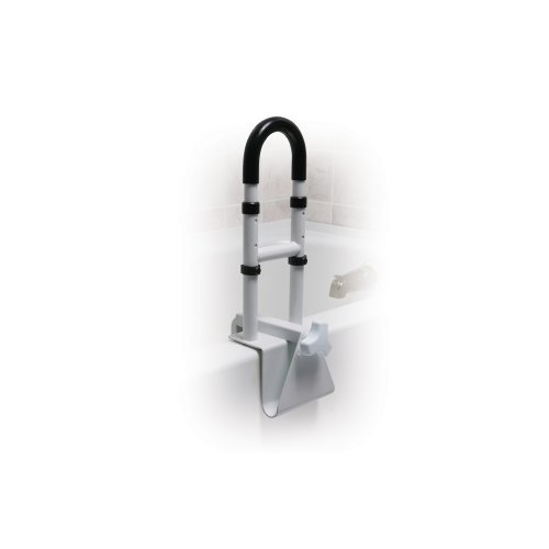 Drive Medical Steel Clamp White